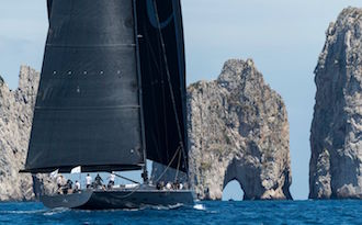 Al via la Rolex Capri International Regatta