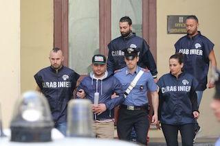 Arresto di Salvatore Maggio, il video del blitz dei carabinieri