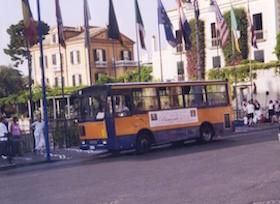 A Sorrento più bus tra il centro e le frazioni