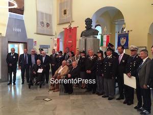 Conferite le medaglie commemorative della Grande Guerra