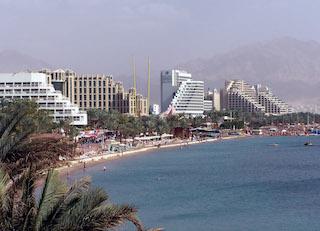 Gemellaggio tra Sorrento e la città israeliana di Eilat