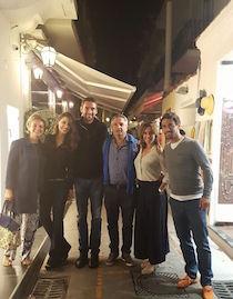 Il meglio del tennis italiano e mondiale in vacanza a Capri