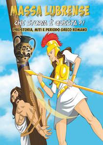 Fumetto storico, presentazione a Sant'Agata sui due Golfi