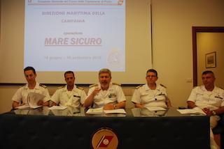 """Presentata l'operazione """"Mare sicuro 2016"""""""