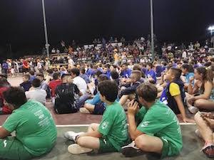 """Oltre 500 giovani giocatori di basket al torneo """"Costa di Sorrento"""""""
