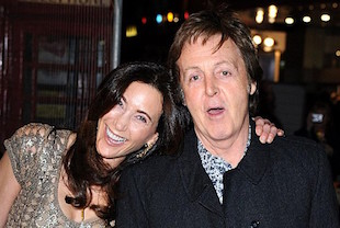 Paul McCartney, toccata e fuga tra Capri e le due costiere