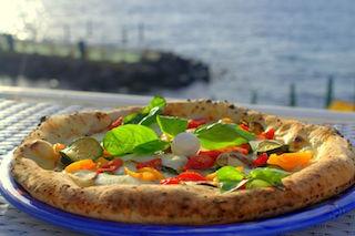 Tonino Esposito inventa la Pizza Nerano