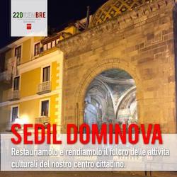 Sedil Dominova, verso il restauro con fondi regionali