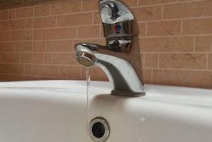 Questa notte rubinetti a secco nel centro di Sorrento