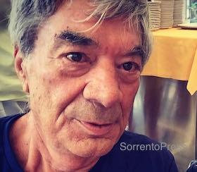 Antonio juliano a Sorrento parla del caso Higuain