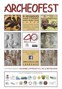 Al via i festeggiamenti per i 40 anni dell'Archeoclub Lubrense