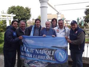 Al via a Massa Lubrense la festa per i 90 anni del Calcio Napoli