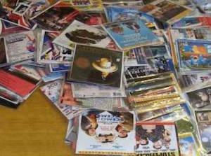 Vendeva dvd falsi ai bagnanti, denunciato