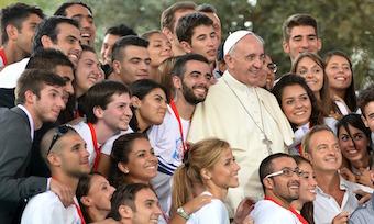 Ragazzi albanesi alle Giornate della Gioventù grazie alla Curia