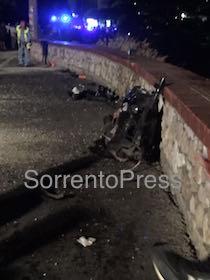 Incidente nella notte a Scutari, un ragazzo ferito gravemente