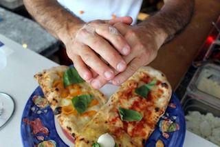 All'Acqu'e Sale una pizza dedicata alla Lega del Filo d'Oro