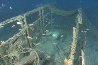 Due relitti storici ritrovati nel tratto di mare tra Sorrento e Capri