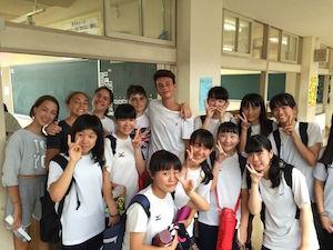 Studenti di Sorrento in Giappone per scambio culturale