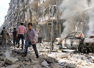 Sorrento si mobilita per aiutare i bambini siriani
