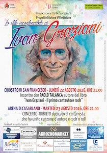 A Sorrento un omaggio a Ivan Graziani