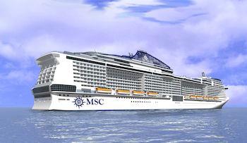 La Msc nel futuro con catalogo 3D, riserva marina e nuove navi
