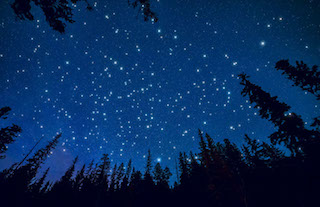 A Sorrento questa notte si ammira il cielo stellato