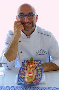 Le pizze di Antonino Esposito protagoniste sui magazine