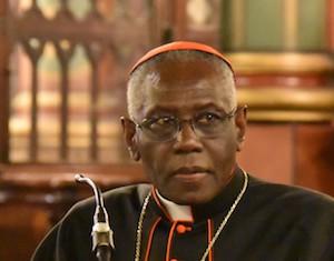 Il Premio Capri San Michele al cardinale Sarah