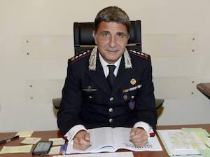 Il colonnello Del Monaco nuovo comandante provinciale dei carabinieri