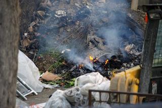 Rischio incendi a Sorrento, denuncia del Wwf – fotogallery –