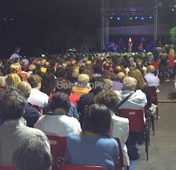 Grande successo per Le notti e il mare a Sant'Agnello – video –