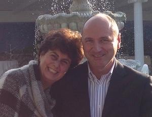 Festa per i 25 anni di nozze di Raffaele e Carla Vanacore