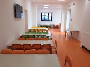Inaugurata la mensa della scuola Vittorio Veneto