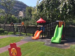 Da domani riapre il parco di Villa Fiorentino a Sorrento