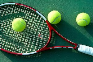 Grande spettacolo all'Open di Tennis di Sorrento