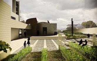 Un nuovo complesso parrocchiale per la diocesi