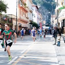 Domani Sorrento ospita una gara di duathlon, le strade chiuse