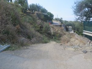 Frana via Fontanelle, incarico per la relazione paesaggistica