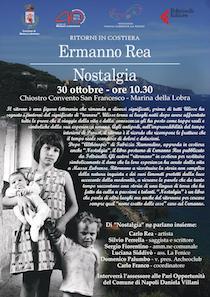 A Marina Lobra presentazione dell'ultimo libro di Ermanno Rea