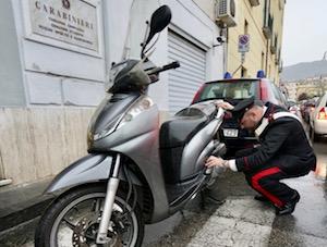 Ladri da record a Sorrento – foto e video –