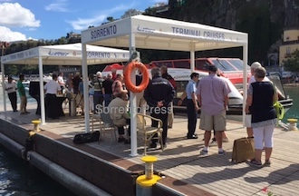 Al via il bando per la security al porto di Marina Piccola