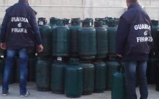 Deposito abusivo di bombole di gas scoperto a Sant'Agnello