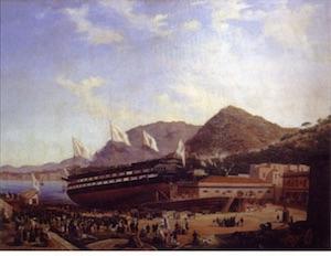 Il Monarca Project presentato alla Reggia di Quisisana