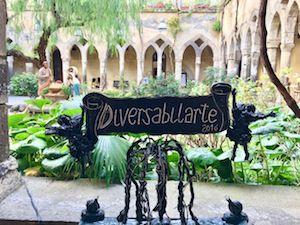 Al Chiostro di San Francesco la mostra Diversabilarte