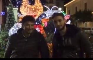 Il portiere della nazionale Donnarumma testimonial di M'illumino d'Inverno – video –