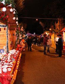 A Massa Lubrense fine settimana con i Mercatini di Natale