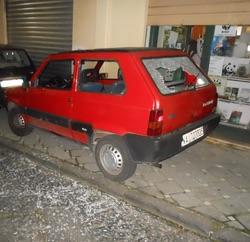 Danneggiata di nuovo l'auto del presidente del Wwf