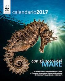 Dedicato al mare il calendario 2017 del Wwf Terre del Tirreno