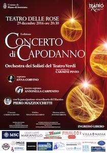 Concerto di Capodanno al Teatro delle Rose