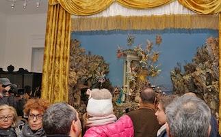 Niente ticket nei giorni feriali e nuovi orari per le iniziative di Natale a Villa Fiorentino
